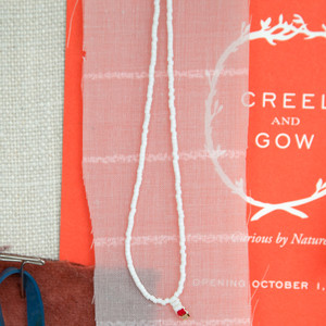 Creel and Gow Necklace