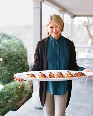 灵感来自玛莎的俄罗斯主题复活节菜单(和美丽的桌面景观!)