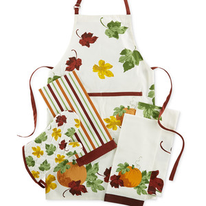 Martha Stewart Collection Harvest Kitchen Set