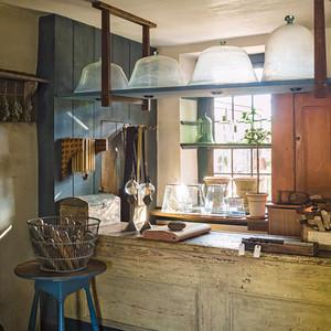 storeroom counter