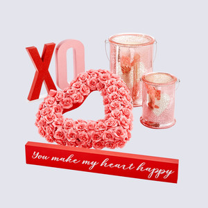 Martha Stewart Collection Valentine's Day Décor