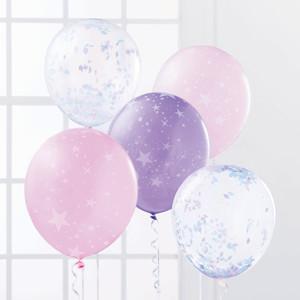 Martha Stewart Confetti Balloons