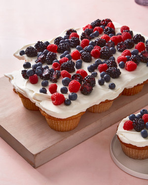 30 Red, White, and Blue Desserts for a July 4th Celebration