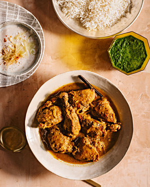 25 easy indian recipes that make delicious weeknight dinners from madhur jaffrey039s easy healthy indian recipes forumfinder Choice Image