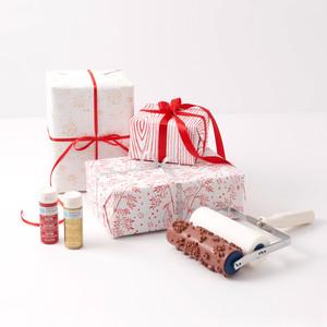 Pattern Roller Gift Wrap