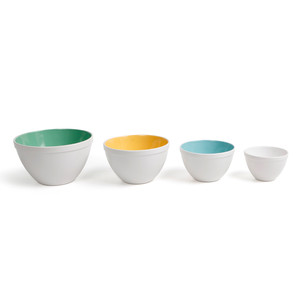 Martha Stewart Collection Mixing Bowls, Set of 5