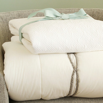 Here's How to Master Folding a Comforter