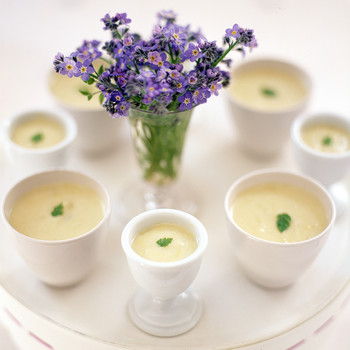 Sippable Potato-Leek Soup