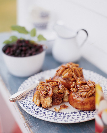 Sticky Bun and Sweet Roll Recipes