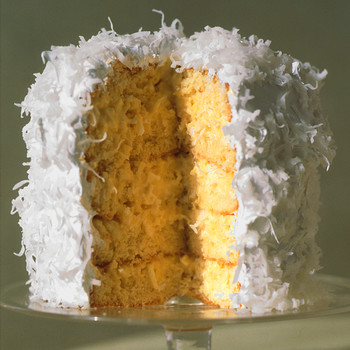 Seven-Minute Frosting for Coconut Layer Cake