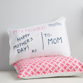 Postcard Pillow