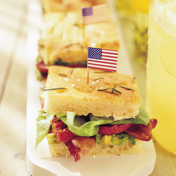 All-American Food for Summer Entertaining