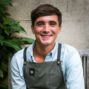 Irish food star Donal Skehan