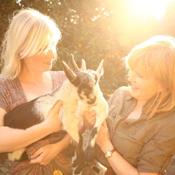 Donna and Lauren of Chivas Skin Care