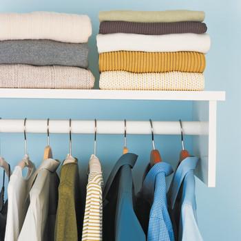 Hanging vs. Folding Clothing