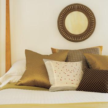 Silk Scarf Pillows