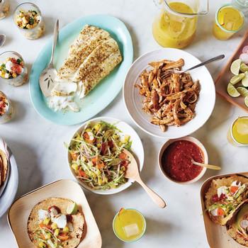 An Easy, Make-Ahead Menu for Cinco de Mayo