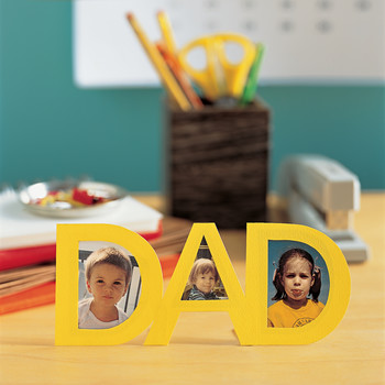 Father's Day Cutout Frame