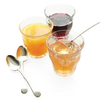 Easy Fruit-Juice Gelatin