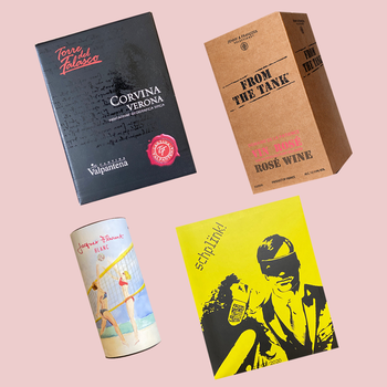 Why It's Time to Try Boxed Wine