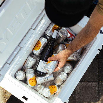 The Most Efficient Way to Pack a Cooler