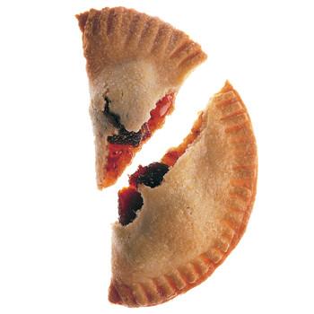 Sun-Dried-Strawberry Hand Pies