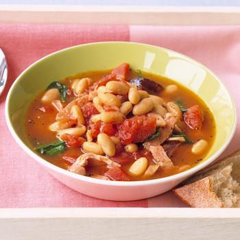 Ham or Lamb Bean Soup