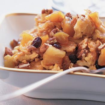 Apple Cinnamon Matzo Brei