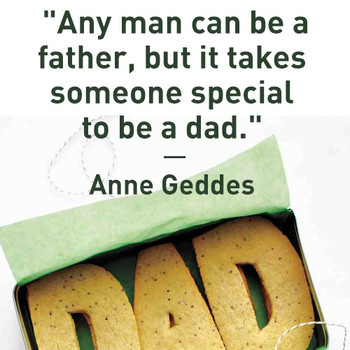 Father's Day Quotes That Just Might Move Dad