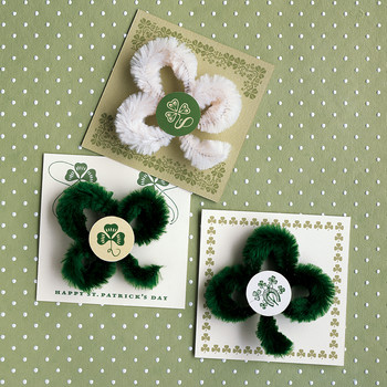 Clip-Art Craft: Saint Patrick's Day Pins