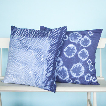 Shibori Dyeing How-To