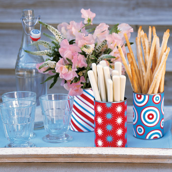Patriotic Party Ideas and Decorations for Memorial Day