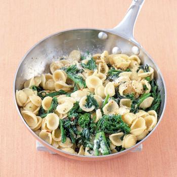 Easy Orecchiette with Broccoli Rabe