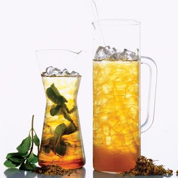 Licorice Mint Iced Tea