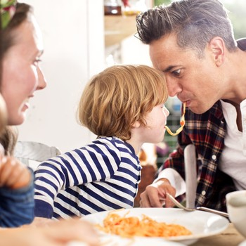 Here's Another Reason Family Dinner is So Important