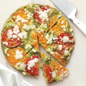 Tomato-Pesto Frittata