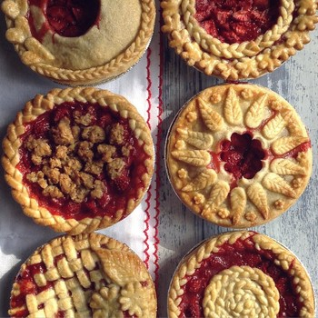 These Pies Are (Almost!) Too Pretty To Eat