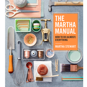 Martha's New Handbook is All You Need to Make This Year The Best Ever