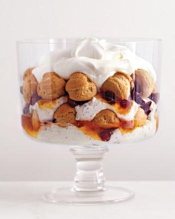 Holiday Trifle Recipes