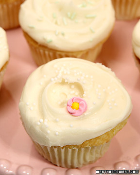 Television's Favorite Cupcake Recipes