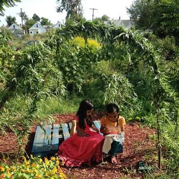 This Detroit Garden Empowers Women In The Best Way