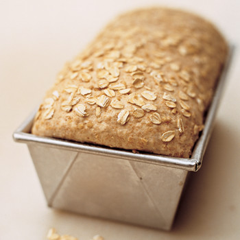 Whole-Grain Oat Bread