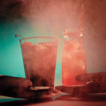 Blood-Orange Soda