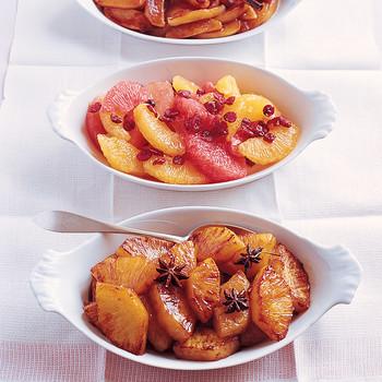 Macerated Citrus
