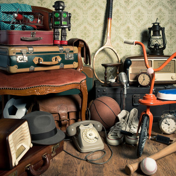 Finally! Clear Your Clutter