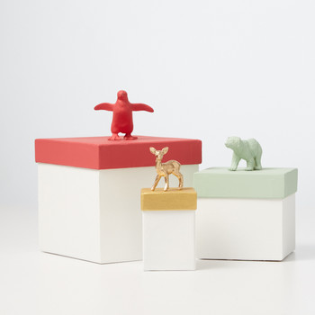 Adorable Animal Gift Boxes for Kids