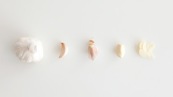 How to Slice Garlic