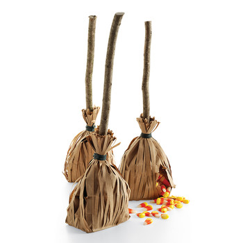Witch's Broomstick Favors
