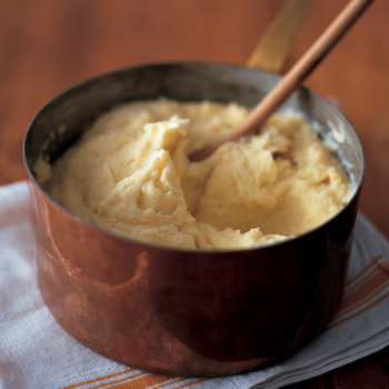 Creamy Mashed Potatoes with Horseradish