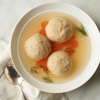 Matzo Ball Soup for Passover